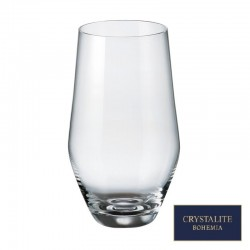 6 vasos altos modelo Michelle  400ml 3392