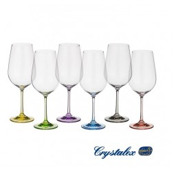 6 copas de 550ml modelo Rainbow 6280